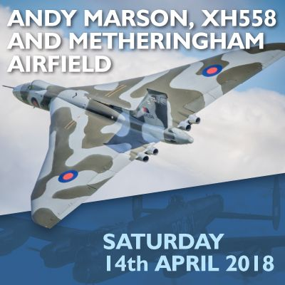 An afternoon with Andy Marson - RAF Metheringham