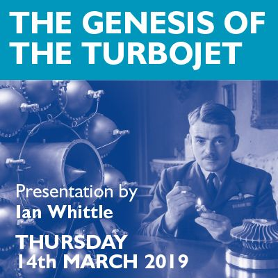 """The Genesis of the Turbojet"" at Gatwick Aviation Museum"